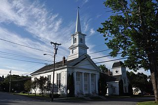 Elm Street Congregational Church and Parish House United States historic place