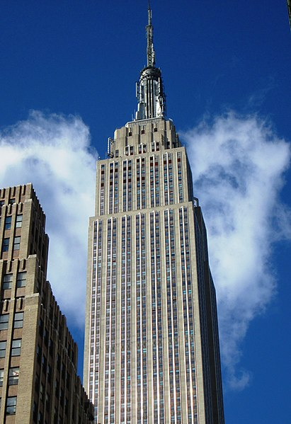 File:Empire State Building from east on 34th Street.jpg