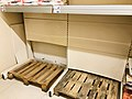Empty flour shelves during the COVID-19 pandemic in Turkey.jpg