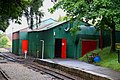 Engine shed at Page's Park Station - geograph.org.uk - 1390024.jpg