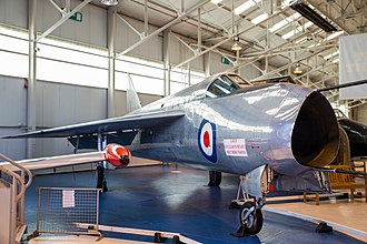 English Electric Lightning - P1A