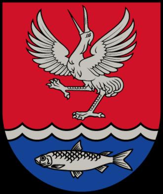 Engure Municipality - Image: Engures novads COA
