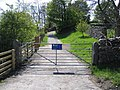 Entrance Gate to Stainforth Sewage Works - geograph.org.uk - 451164.jpg