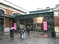 Entrance to the London Transport Museum - geograph.org.uk - 1023284.jpg