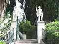 Entry to the Achilleion Gardens.jpg
