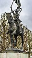 Equestrian statue of Joan of Arc at Compiègne France.jpg
