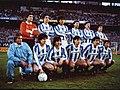Equipo titular de la Real Sociedad en la temporada 1989-1990, con el exponsor de Niessen en la camiseta-1.jpg