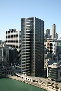 Equitable Building (Chicago) building in Illinois, United States