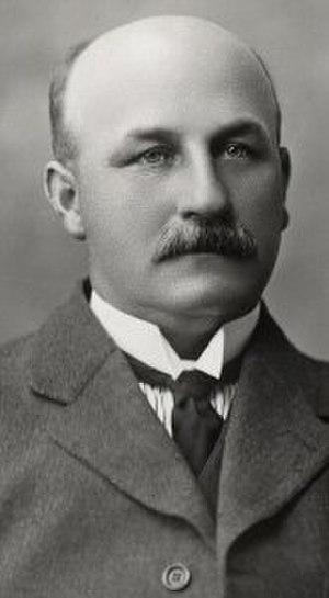 Tasmanian state election, 1922 - Image: Ernest Blyth