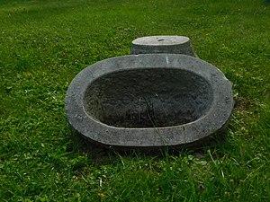 Ernie Courtney - The grave site of Courtney in Buffalo Cemetery in Cheektowaga, New York