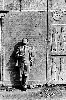 German archaeologist