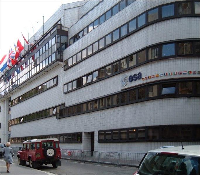 Штаб-квартира ESA в Париже