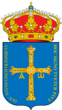 Official logo of Asturias