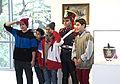 Escuelas de todo el pais visitan el Museo Malvinas (20328451201).jpg