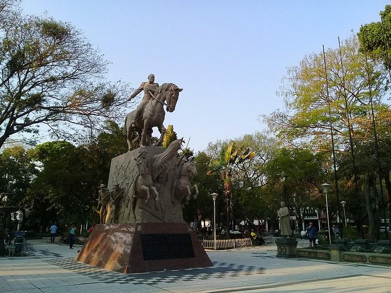 Estatua de José Ballivián.jpg