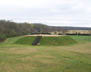 Etowah Indian Mounds - Mound C