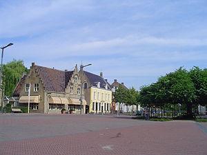 De Zwaan (restaurant) - Image: Etten Leur Markt 7