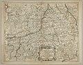 Evêché et Segneurie de Liege a Son Evêque, Duché de Brabant au Roy d'Espagne, Comté de Limbourg au Roy d'Espagne et aux Hollandois, Comté de Namur au Roy, Duché de Iulierts au Palatin du Rhein.jpg