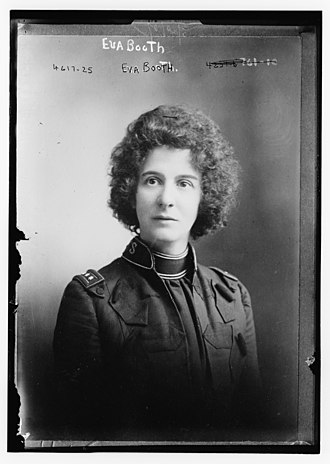 Evangeline Booth - Booth in 1907