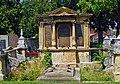 Evangelischer Friedhof Matzleinsdorf, Grab Hofmeier.jpg