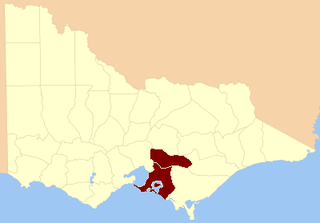 Electoral district of Evelyn and Mornington
