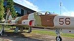 F-5E Tiger at Evergreen Aviation Museum 2.jpg