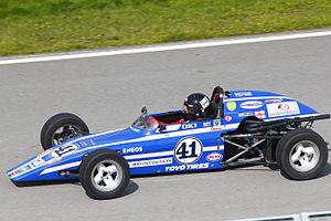 Formula Ford 1600 - Formula Ford Car