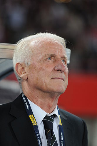 Giovanni Trapattoni - Trapattoni as manager of the Republic of Ireland in 2013