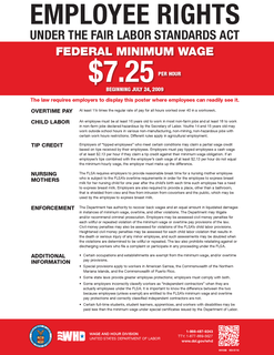 United States wage law