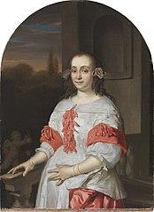 Portrait of a Twenty-Five-Old Woman