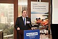 FM gives the opening remarks of during the Scottish Food and Drink event in HK (6485648663).jpg