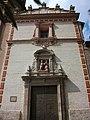 Façana de l'església de sant Valeri i sant Vicent màrtir de Russafa.JPG