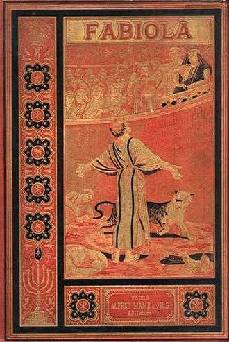 Fabiola (novel) - Fabiola, 1893 edition