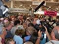 Fair crowd surrounds Fred Thompson (1151701129).jpg