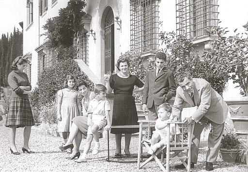 Famiglia Ferragamo