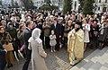 Familia Regala visitia Cluj1.jpg