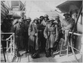 Famous (African American) regiment arrives home on the France. Heroes of 369th (old 15th) New Y . . . - NARA - 533512.tif