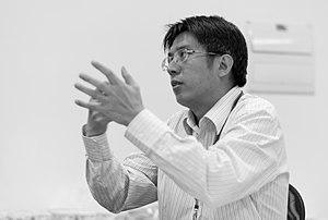 Fang Xingdong (方兴东) Chinese web entrepreneur