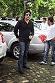 Fardeen Khan at Dara Singh's funeral 29.jpg