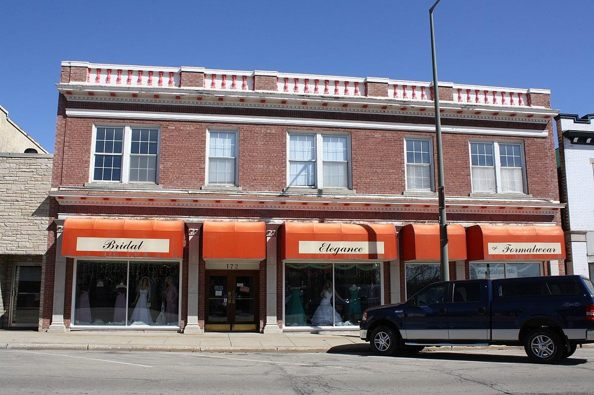 Fargo 39 s furniture store wikipedia for K furniture mall karur