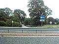 Farm Road off A96 - geograph.org.uk - 470251.jpg