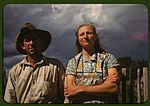 Faro and Doris Caudill, homesteaders 1a34096v.jpg