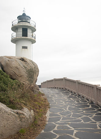 Xove - Punta Roncadoira Lighthouse