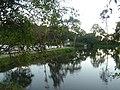 Fazenda Bonfim, Lago da entrada. - panoramio.jpg