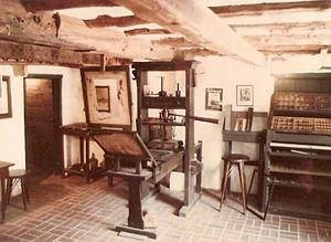 Featherbed Alley Printshop - The Featherbed Alley Printshop Museum