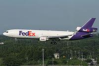 N596FE - MD11 - FedEx