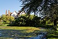 Feeringbury Manor and pond, Feering Essex England 1.jpg