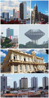 Feira de Santana Municipality in Northeast, Brazil