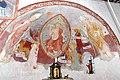 Feldkirchen Hart Filialkirche Heiliger Lambert Apsis Wandmalerei 25062007 61.jpg