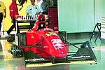 Ferrari 412T1B at the 1994 British Grand Prix (32418644081).jpg